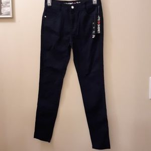 LIMITED Too Girls Navy Blue Skinny jeans